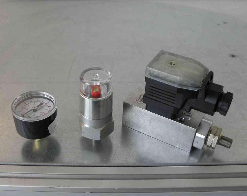 Elektrische Schalter Wechsler - Hydraulik-OnlineShop